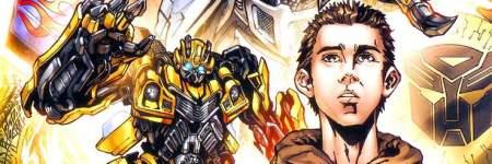 Комиксы к фильму «Трансформеры»