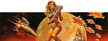 Роуз МакГоуэн на планете секса