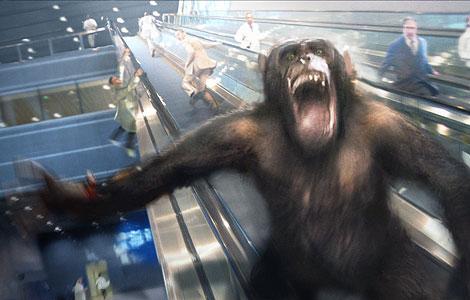 Триумф «Планеты обезьян»