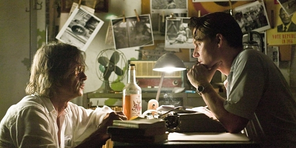 читать дальше Брюс Робинсон о съемках «Ромового дневника»