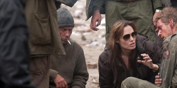 Берлинский кинофестиваль 2012: Анжелина Жоли и война
