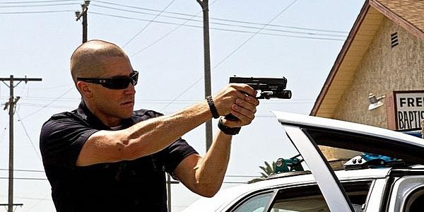 Джейк Джилленхол: лысый патруль