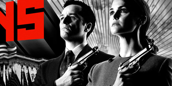 читать дальше Новые сериалы: «Американцы*» FX
