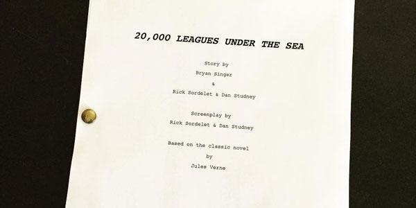 Брайан Сингер уходит под воду