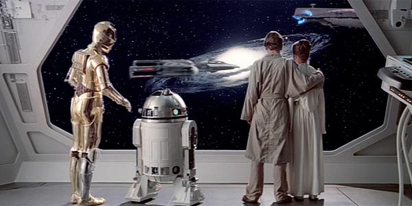 читать дальше Театральные версии «Звездных войн» на Blu-Ray?