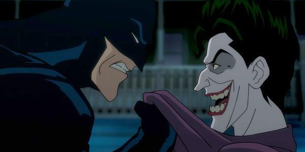 Джокер и Бэтмен снова вместе