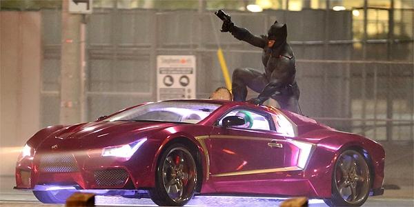 Самоубийцы и немножечко Бэтмена
