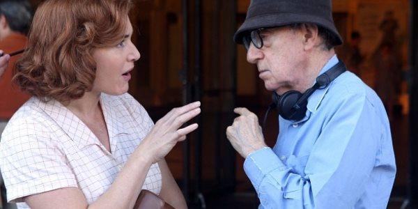 читать дальше Почти интервью: Вуди Аллен - о съёмках фильма «Колесо чудес»