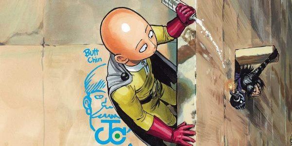Бумажные комиксы. «One-Punch Man. Книги 1-2» One и Юскэ Мураты