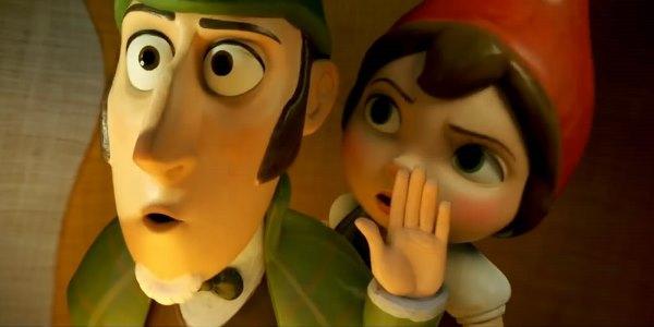 читать дальше Рецензия на анимационный фильм «Шерлок Гномс»