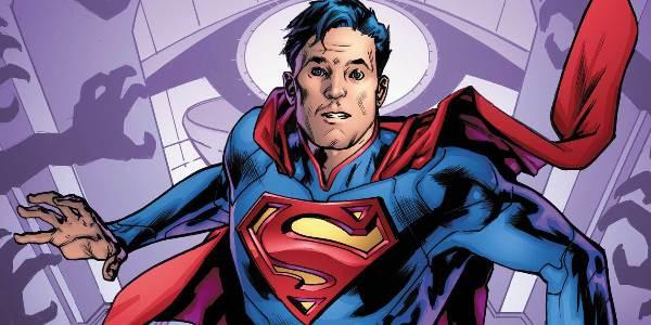 Бумажные комиксы. «Супермен – Action Comics. Книга 3. Конец времён» Гранта Моррисона