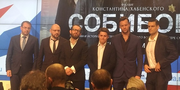 читать дальше Константин Хабенский: «Собибор» — фильм о настоящем подвиге человеческого духа