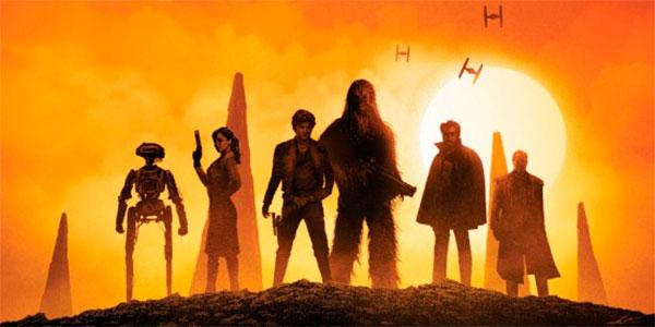 читать дальше Рецензия на фильм «Хан Соло: Звездные войны. Истории»