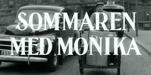 читать дальше Ни дня без Бергмана: «Лето с Моникой» (1953)