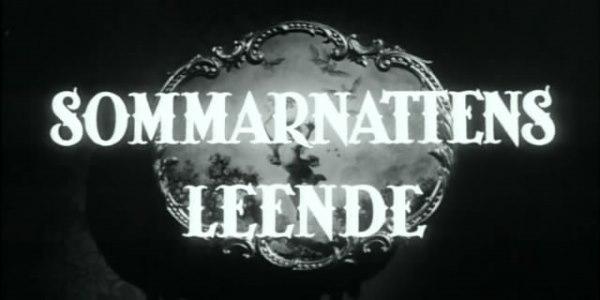 Ни дня без Бергмана: «Улыбки летней ночи» (1955)