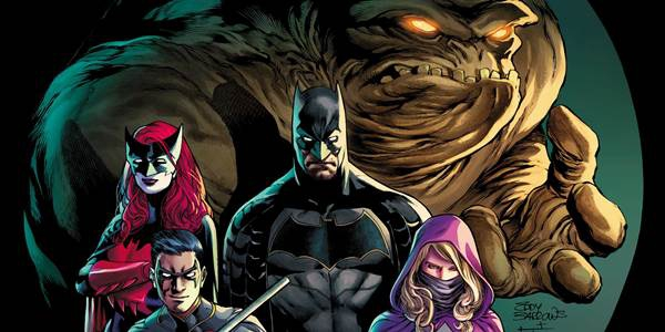 Бумажные комиксы. «Бэтмен» Джеймса Тайниона IV: «Книга 1. Восстание бэтменов»