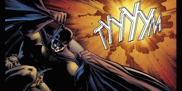 читать дальше Бумажные комиксы. «Бэтмен» Пола Дини: «Разговор за двоих»