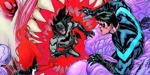 читать дальше Бумажные комиксы. «Бэтмен» Стива Орландо: «Ночь людей-монстров»