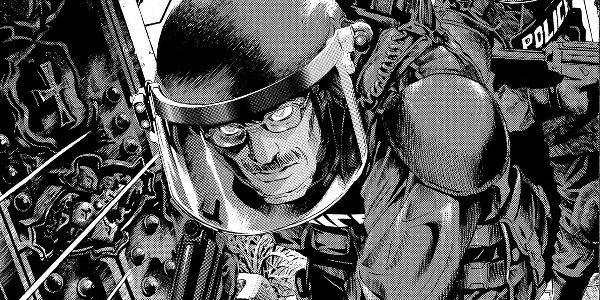 читать дальше Бумажные комиксы. «Death Note» Цугуми Ообы и Такэси Обаты: «Black Edition. V»