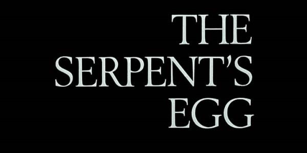 читать дальше Ни дня без Бергмана: «Змеиное яйцо» (1977)