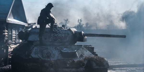 читать дальше Рецензия на фильм «Т-34»