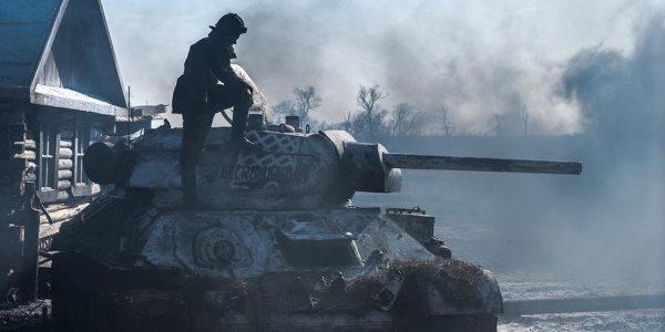 Рецензия на фильм «Т-34»