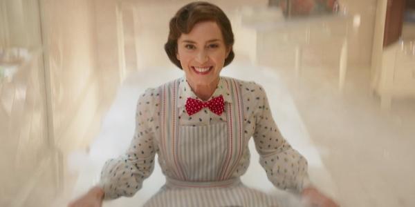 Рецензия на фильм «Мэри Поппинс возвращается»