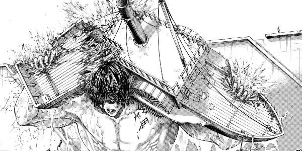 Бумажные комиксы. «Атака на титанов» Хадзимэ Исаямы: том 11