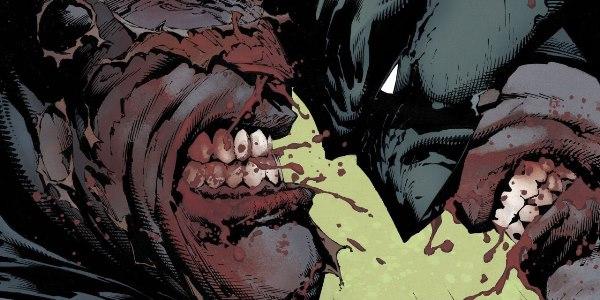 читать дальше Бумажные комиксы. «Бэтмен» Тома Кинга: «Я – Бэйн»