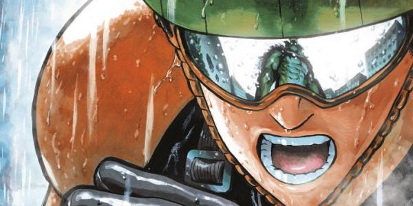 читать дальше Бумажные комиксы. «One-Punch Man»: «03. Падать и блистать & Великое пророчество»