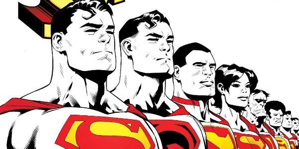 читать дальше Бумажные комиксы. «Супермен» Питера Дж. Томаси и Патрика Глисона: «Множественность»
