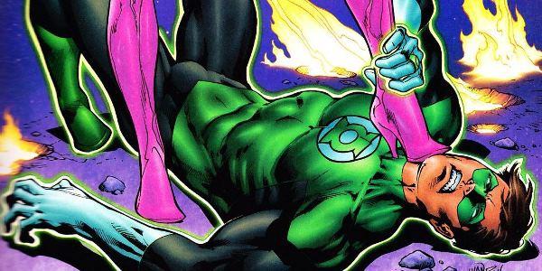 читать дальше Бумажные комиксы. «Месть Зелёных Фонарей»/ «Разыскивается Хэл Джордан» Джеффа Джонса