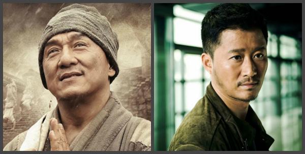 Джеки Чан и Джеки Ву покоряют Эверест