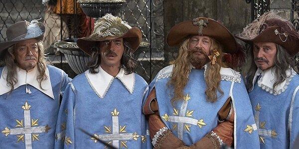 Невыполнимая миссия трёх мушкетеров