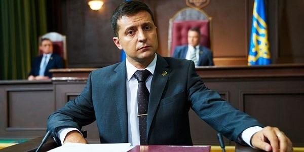 Владимир Зеленский: из актеров в президенты