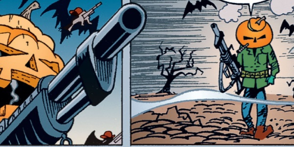 читать дальше Бумажные комиксы. «The Sandman. Песочный человек» Нила Геймана: «Книга 9. Милостивые»