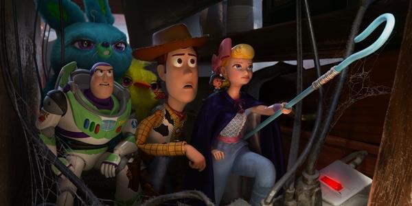 читать дальше Рецензия на анимационный фильм «История игрушек 4»