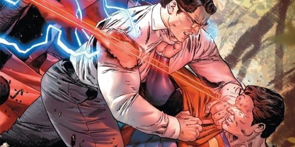 Бумажные комиксы. «Супермен возрождённый» Дэна Юргенса и Питера Дж. Томаси