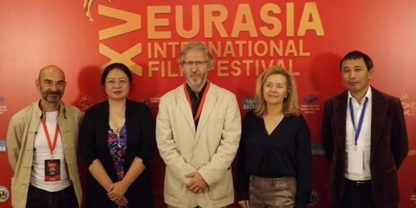 читать дальше Кинофестиваль «Евразия»: встреча с членами жюри основного конкурса