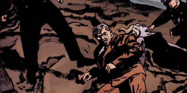 читать дальше Бумажные комиксы. «Бэтмен» Эда Брубейкера: «Готэм Нуар»