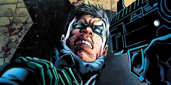 Бумажные комиксы. «Бэтмен» Джеймса Тайниона IV: «Одинокое место для жизни»