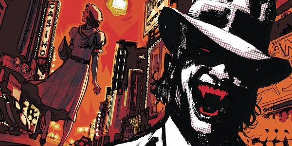Бумажные комиксы. «Американский вампир» Скотта Снайдера и Стивена Кинга: 1