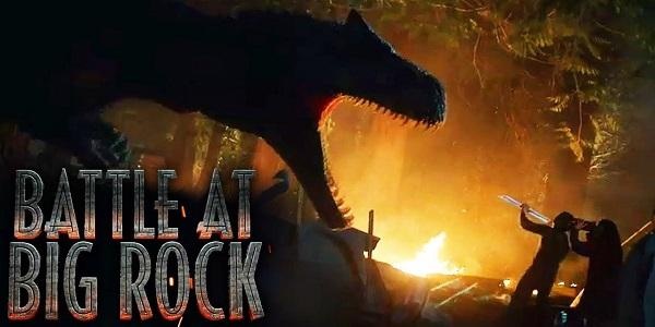 Восемь минут в компании с динозаврами
