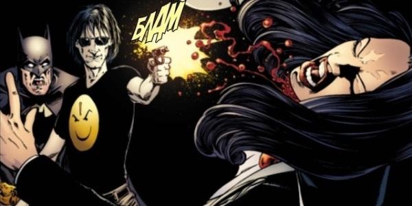 читать дальше Бумажные комиксы. «Бэтмен» Пола Дини: «Вопрос доверия»