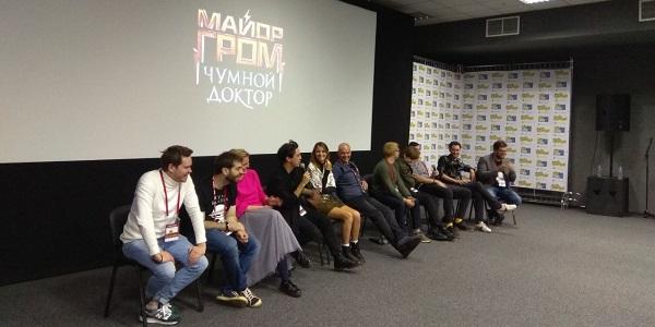 Обзор «Comic Con Russia 2019»: день третий