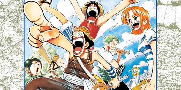 читать дальше Бумажные комиксы. «One Piece. Большой куш» Эйитиро Оды: «Клятва»