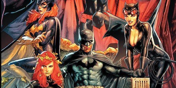 читать дальше Бумажные комиксы. «Бэтмен: Detective Comics #1000»