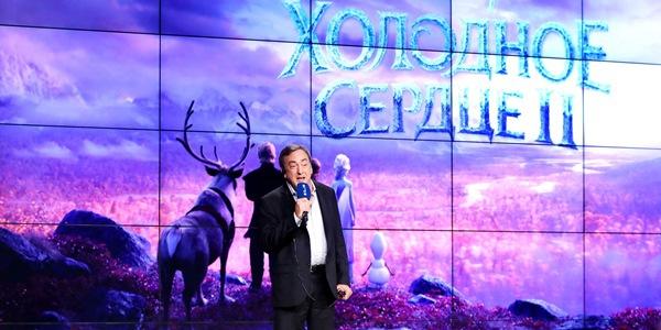 читать дальше Питер Дель Веко, продюсер «Холодного сердца 2»: «Это фильм о познании самого себя»