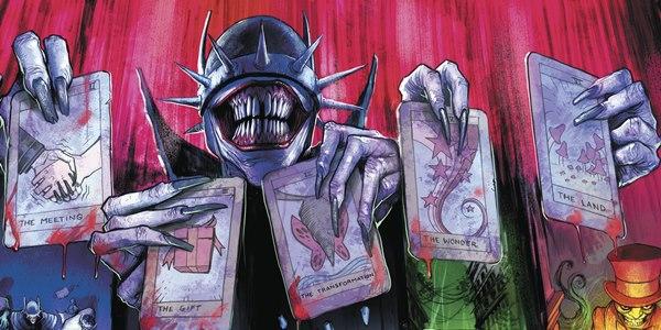 Бумажные комиксы. «Тёмные ночи: Бэтмен. Металл. Книга 1»