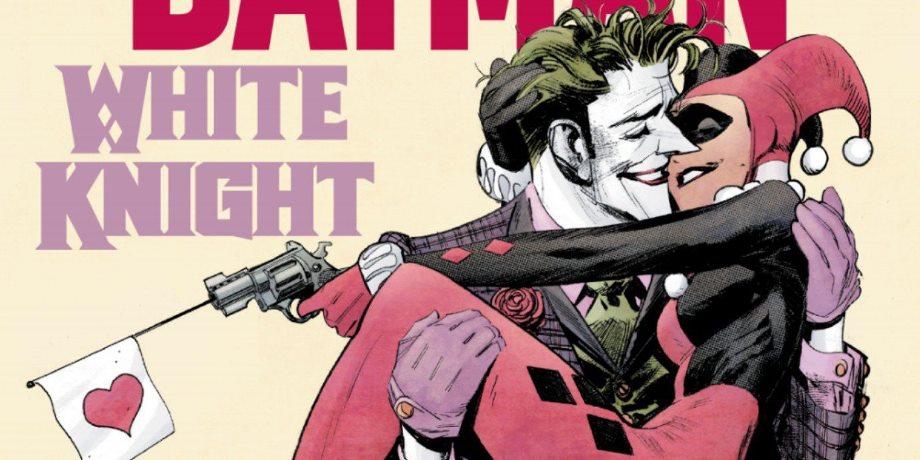 читать дальше Бумажные комиксы. «Бэтмен» Шона Мёрфи: «Белый Рыцарь»